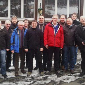 Klausurtagung der SPD-Burbach