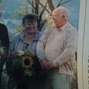 Bildausschnitt aus der Siegener Zeitung 10.09.2014
